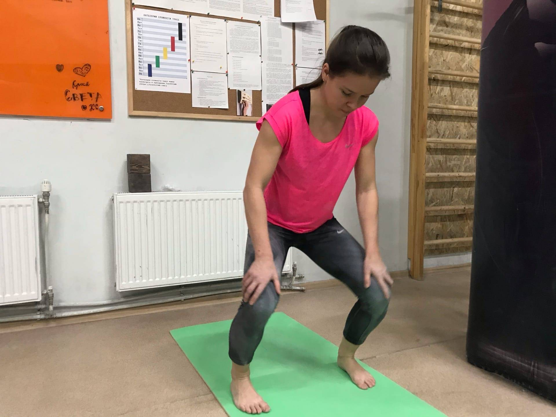 Суставная разминка перед тренировкой: техника выполнения с видео и программы