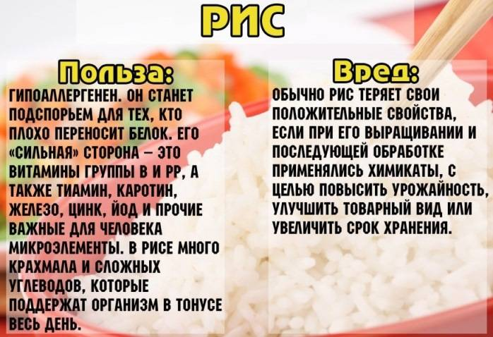 Красный рис: польза и вред, как правильно варить, калорийность и состав