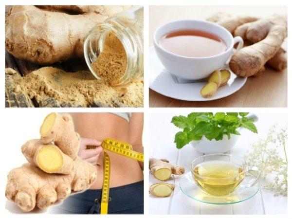 Корень имбиря, помогает ли он похудеть: рецепты, советы, противопоказания