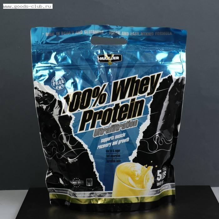Whey protein от maxler: описание и состав