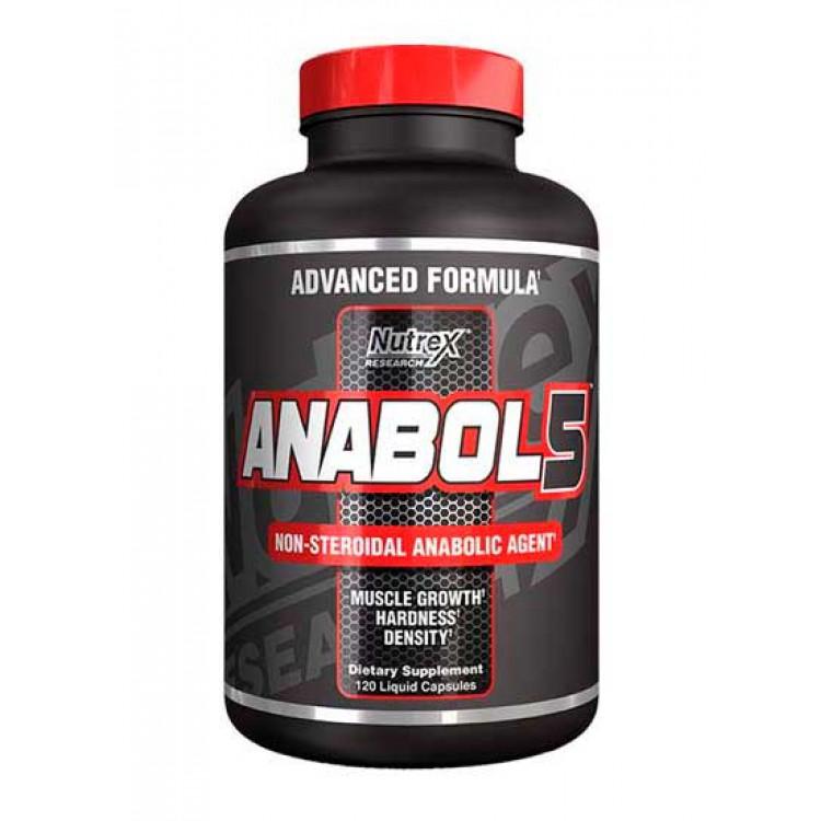 Анаболический стероид anabol - эффект, вред, правила применения