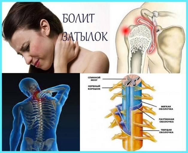 Упражнения при защемлении нерва в грудном отделе | лечение суставов