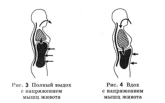 Диафрагмальное дыхание – как выполнять правильно. пошаговая инструкция от а до я