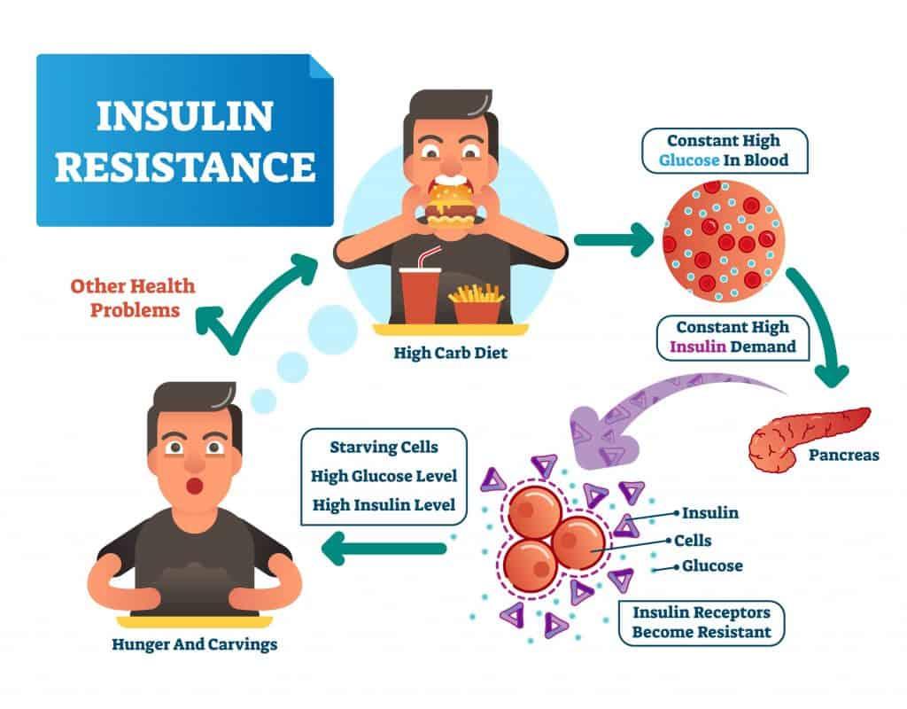 Самые эффективные способы понизить инсулин