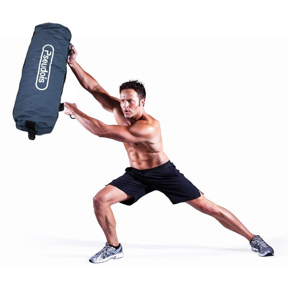 Сэндбэг упражнения для похудения