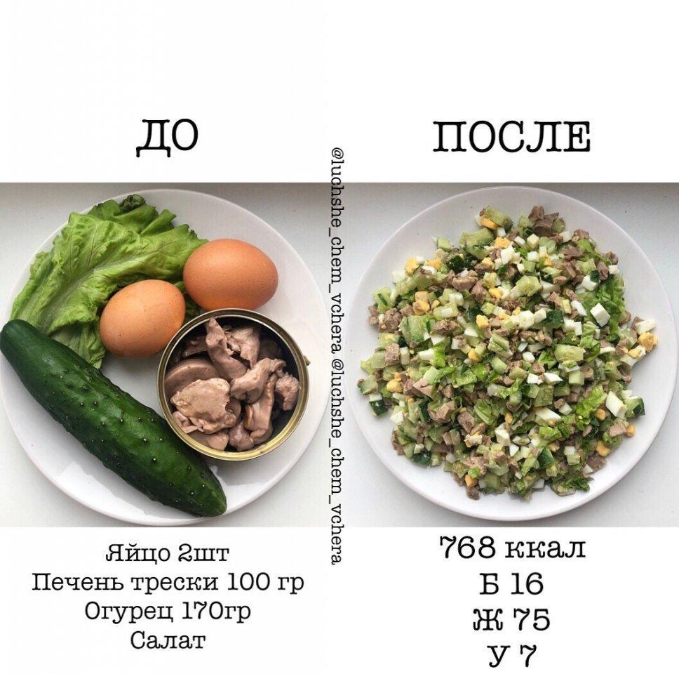 Низкокалорийный ужин для похудения рецепты | | livebeauty