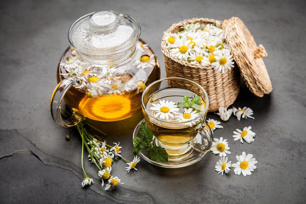Ромашковый чай: польза и вред для женского и мужского здоровья, применение при простуде, диарее и панкреатите, виды напитка, а также можно ли давать грудничку?