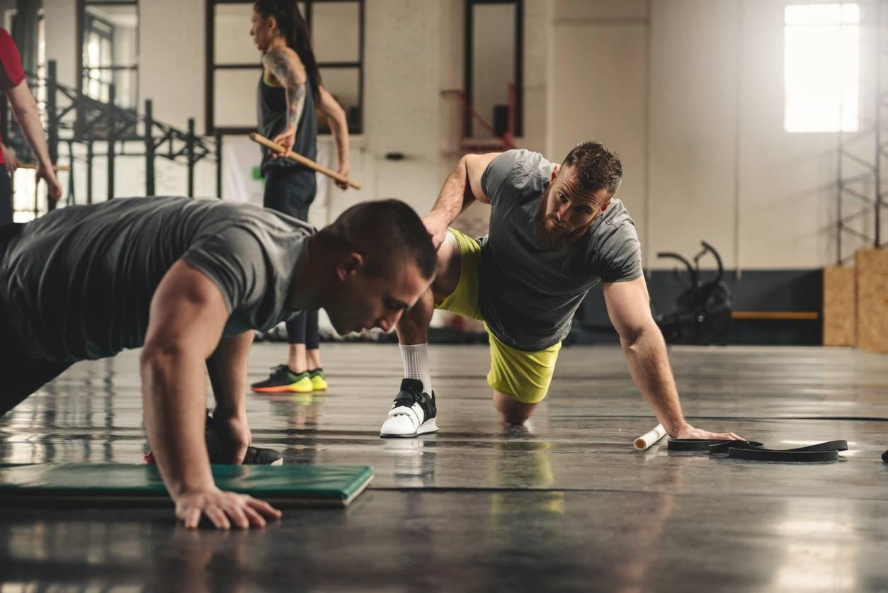 Офп для начинающих: программа тренировок, список упражнений