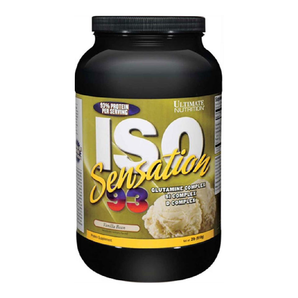 Протеин ultimate iso-sensation 93 - калорийность, полезные свойства, польза и вред, описание - www.calorizator.ru