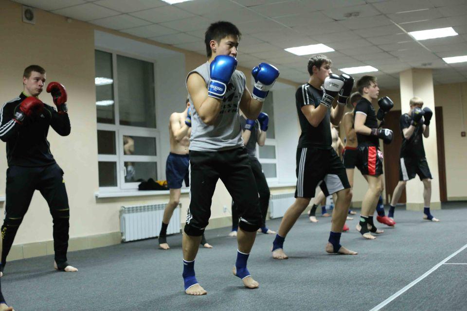 Школа бокса в москве