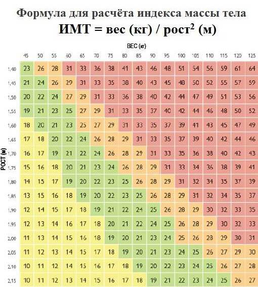 Процент жира в организме: как его узнать, определить, рассчитать, посчитать для женщин и у мужчин, норма, а также как уменьшить количество
