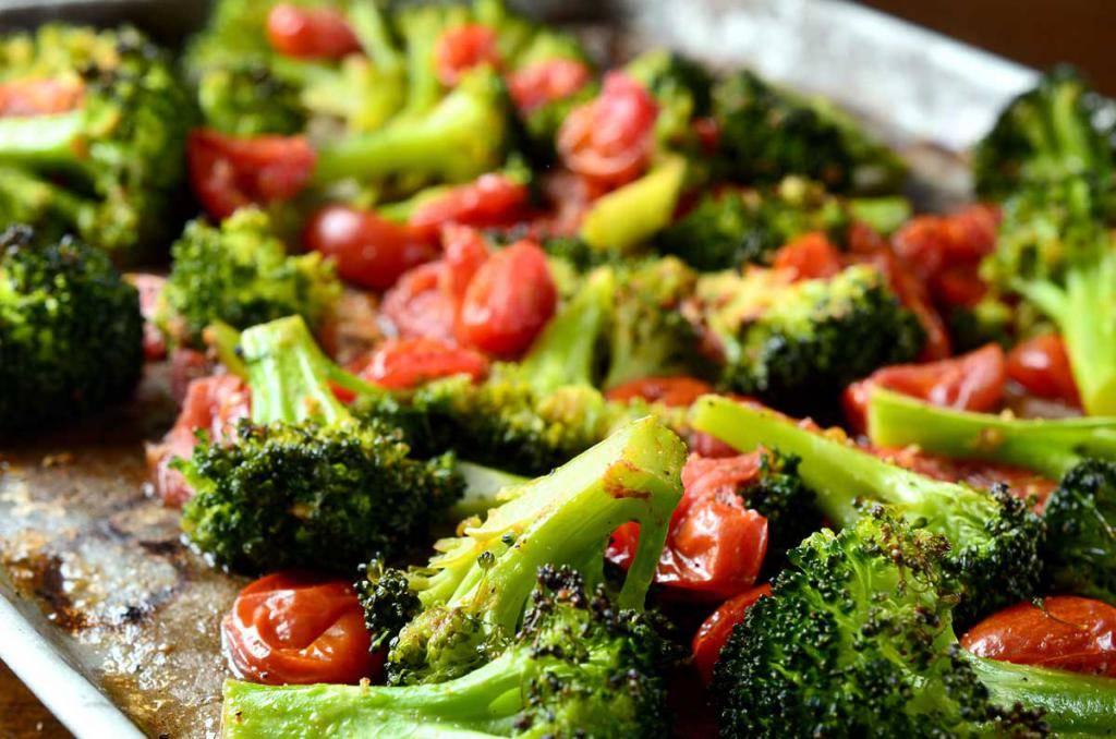 Диетические блюда из брокколи. меню разгрузочного дня