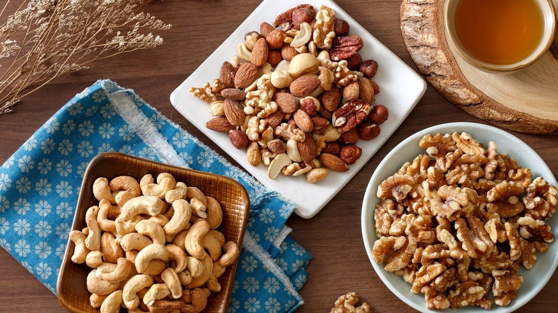Какие орехи наиболее полезны для наращивания мышечной массы