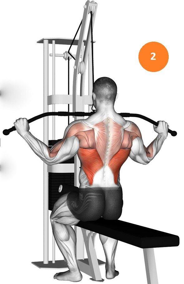 4 отличных упражнения на грудные мышцы в тренажерном зале | livasteel