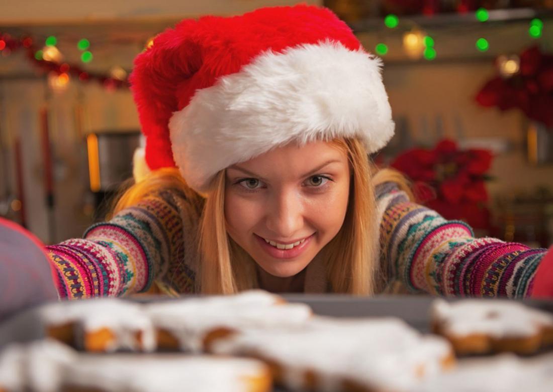 Как не поправиться в новогодние праздники: 10 советов