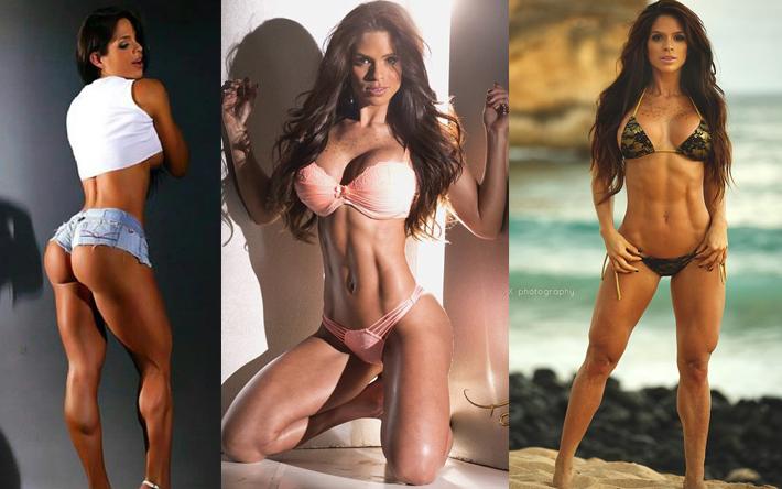 Наталья луговских - тренер по фитнес бикини: биография и фото модели