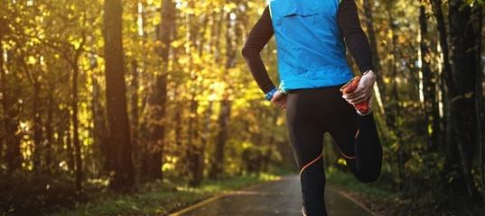 Как правильно бегать осенью и зимой, чтобы похудеть?