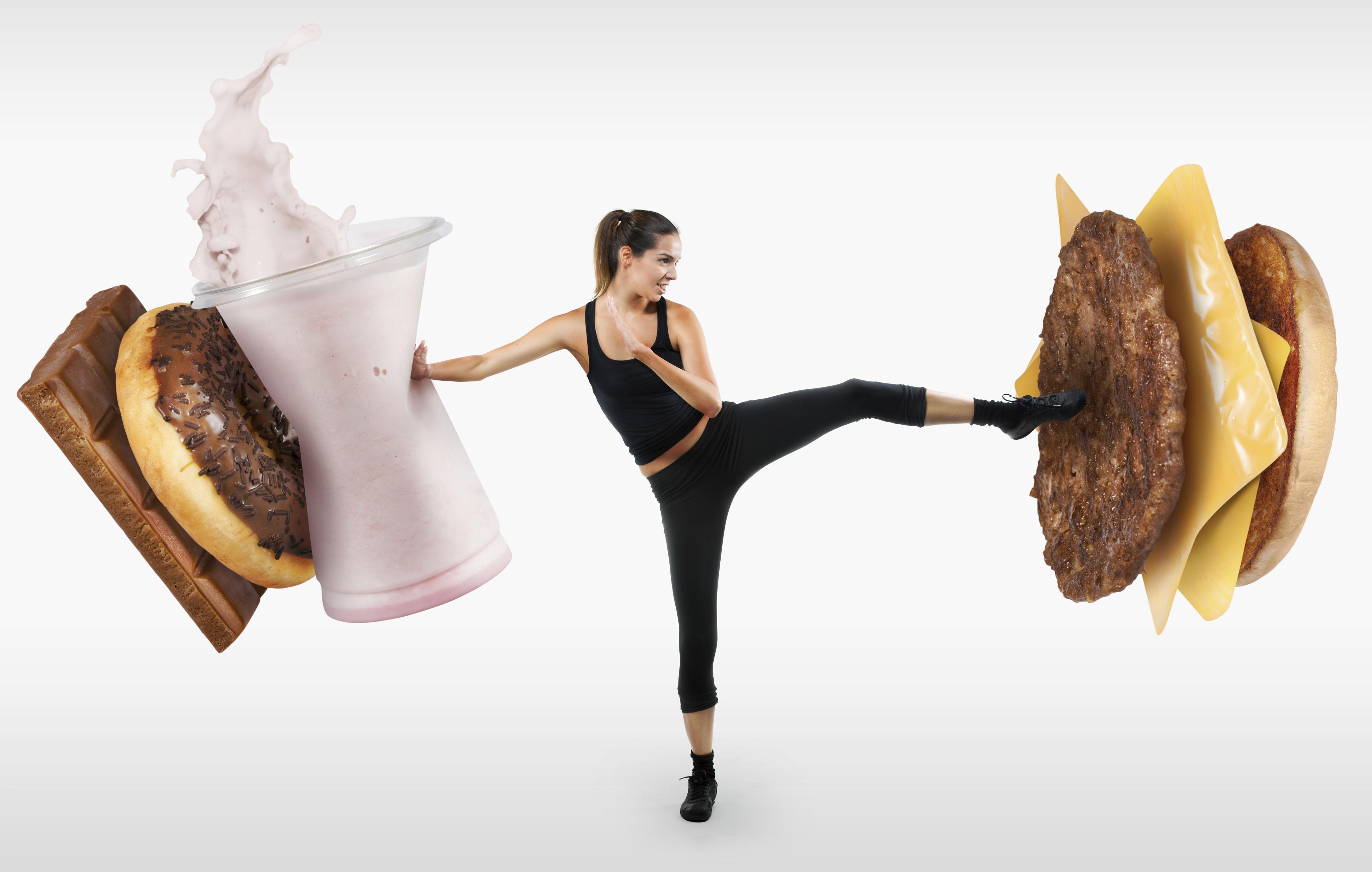 Как есть все и не толстеть - полезные советы и секреты