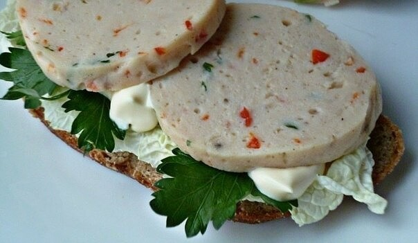 Вареная колбаса в домашних условиях рецепт с фото пошагово - 1000.menu