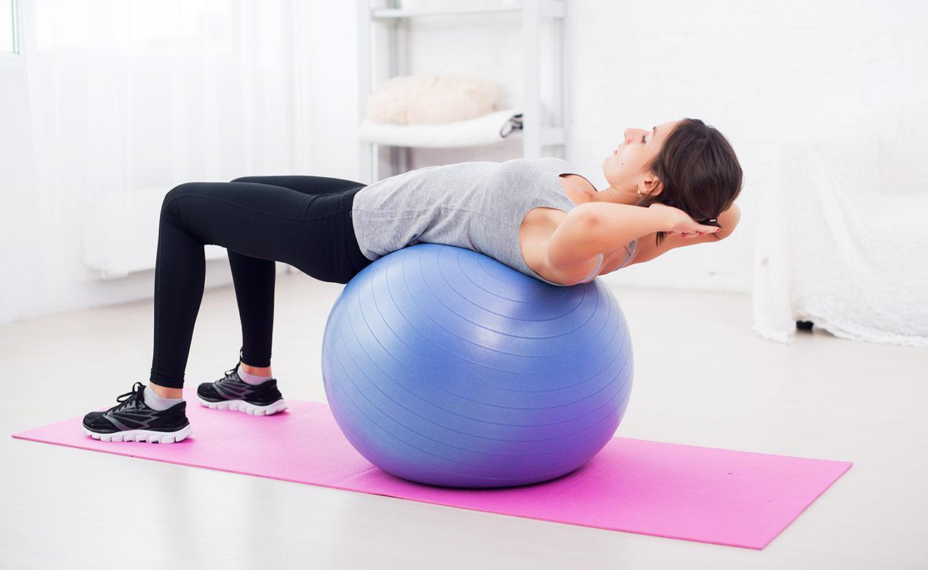 Bosu полусфера – показания и особенности тренировок на тренажере