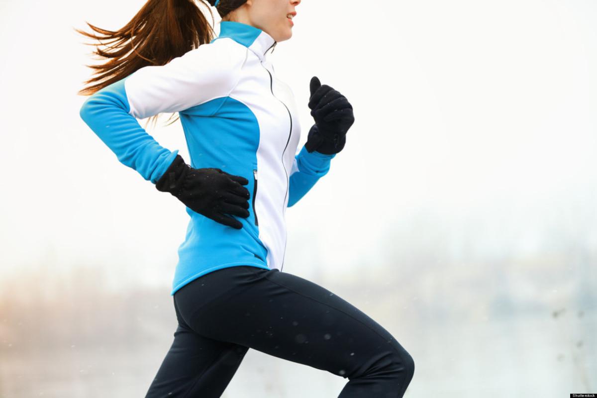 В чем бегать зимой: как правильно одеваться и выбор экипировки
