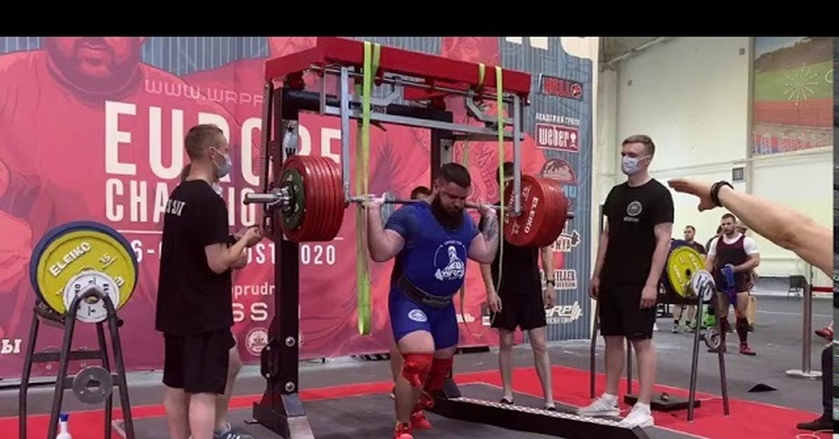 Установлен рекорд в становой тяге в категории мастеров 40+. видео становой тяги со 436 кг