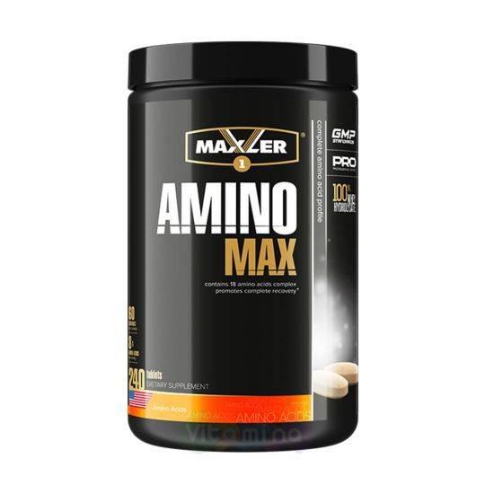 Amino max hydrolysate 325 табл (maxler)
