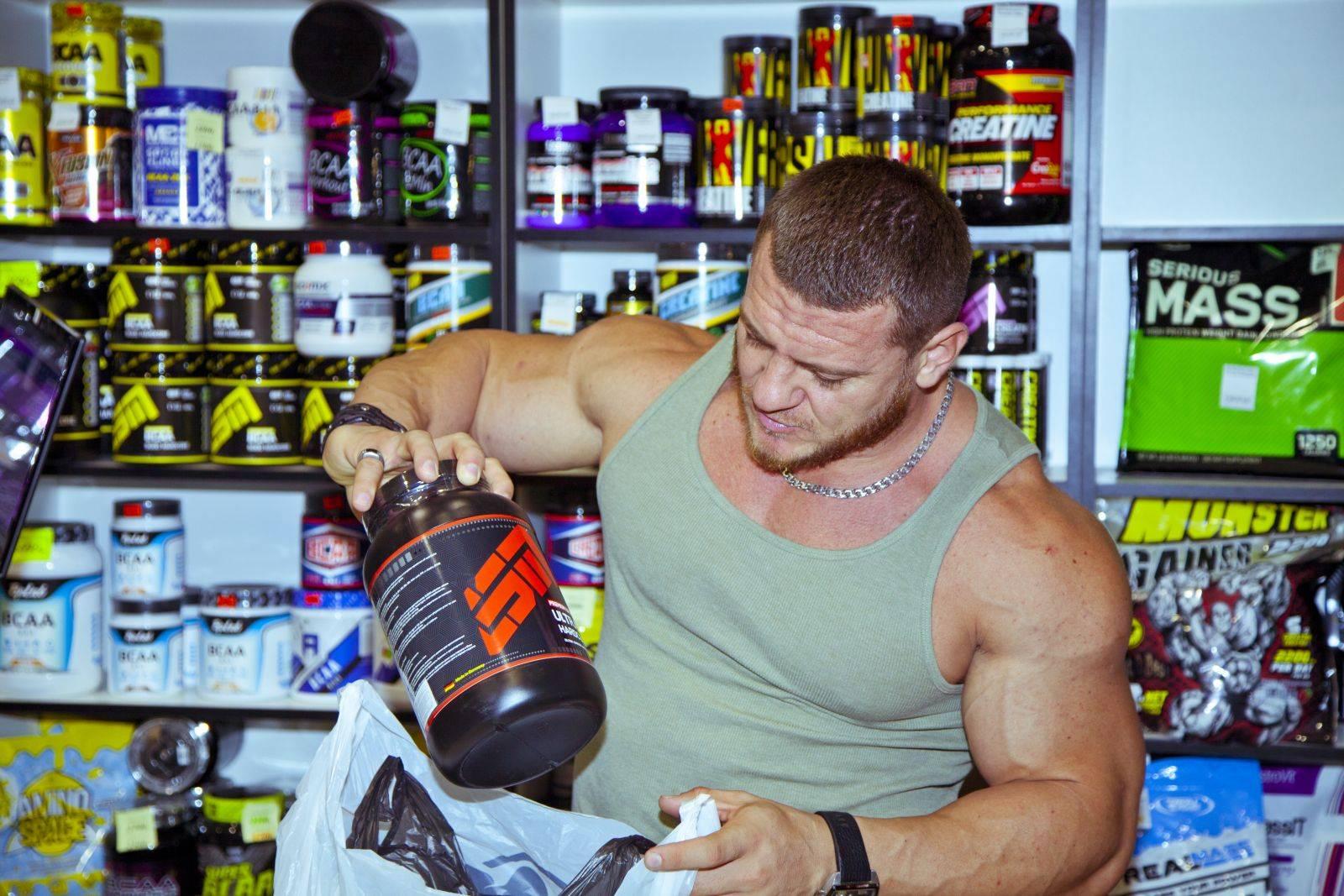 Правильное питание спортсмена: какие продукты необходимы для полноценного рациона