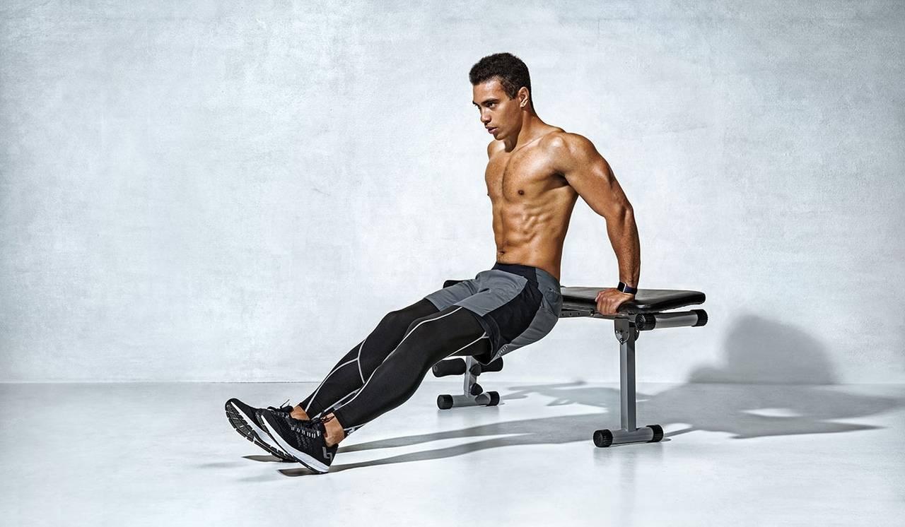 Отжимания на трицепс: проработка трёхглавой мышцы   rulebody.ru — правила тела