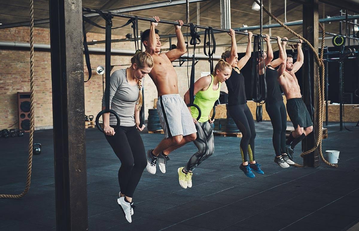 Силовая тренировка для бойцов | бомба тело