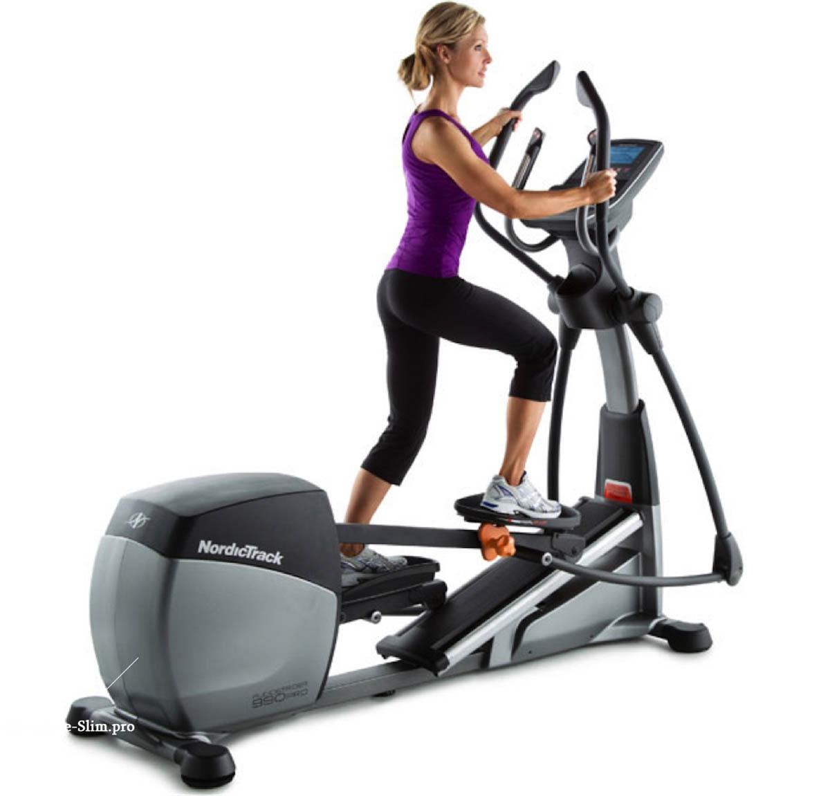 Тренировка на эллипсоиде для похудения - польза кардиоупражнений и программы занятий