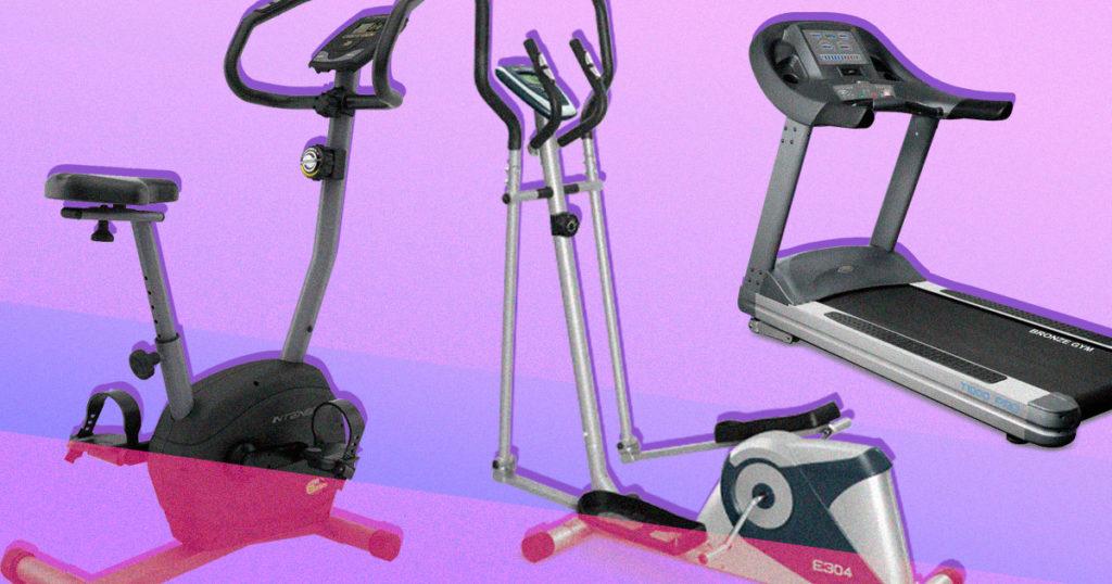 Что лучше – беговая дорожка или велотренажёр: сравниваем кардио нагрузки