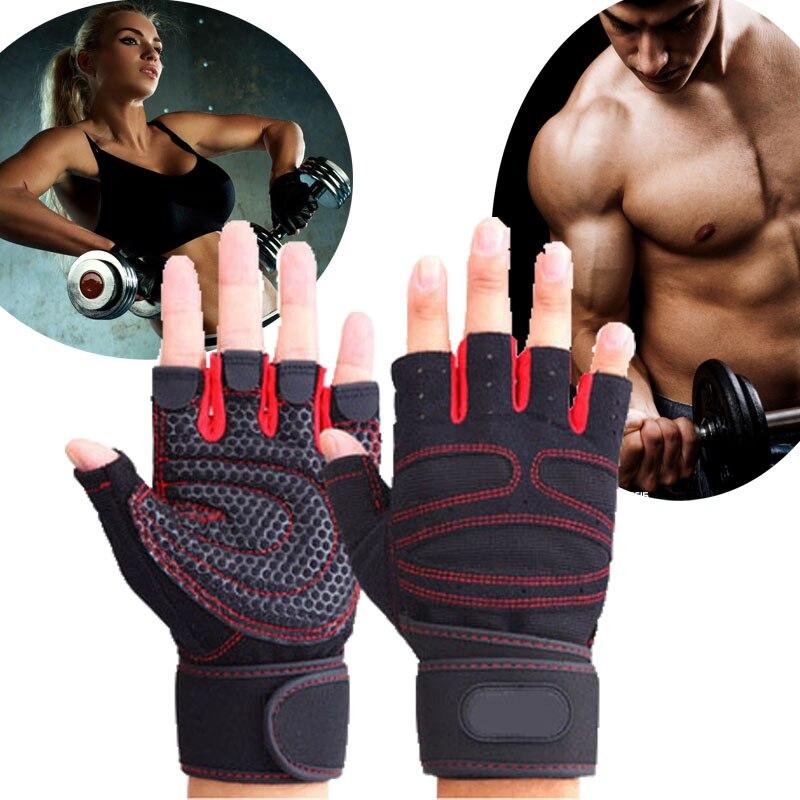 Перчатки для фитнеса - универсальные варианты для любых снарядов (125 фото)