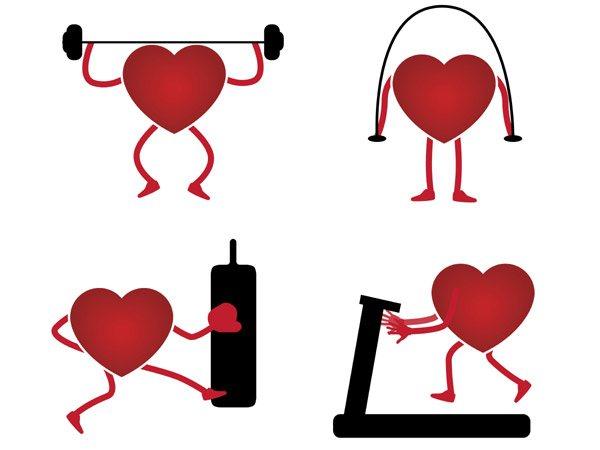 Упражнения для сердца — питание и правила тренировок по йоге, лфк, китайской гимнастике
