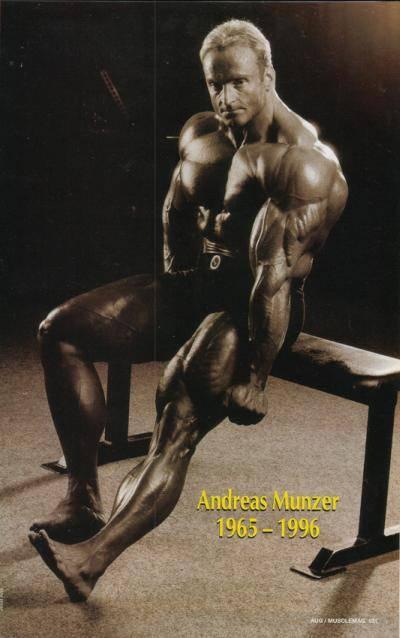 """Андреас мюнцер - """"человек без кожи"""". что сгубило молодого спортсмена?"""
