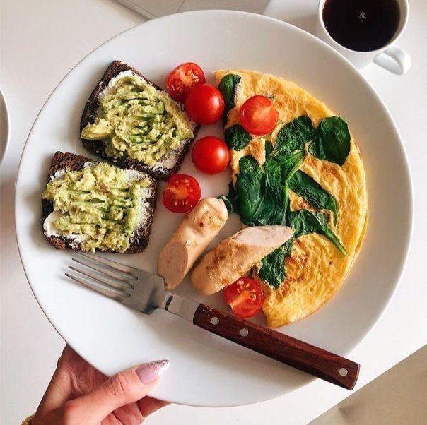 Топ-6 полезных и вкусных завтраков для похудения