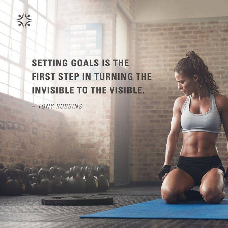 Мотивация для тренировок и правильного питания