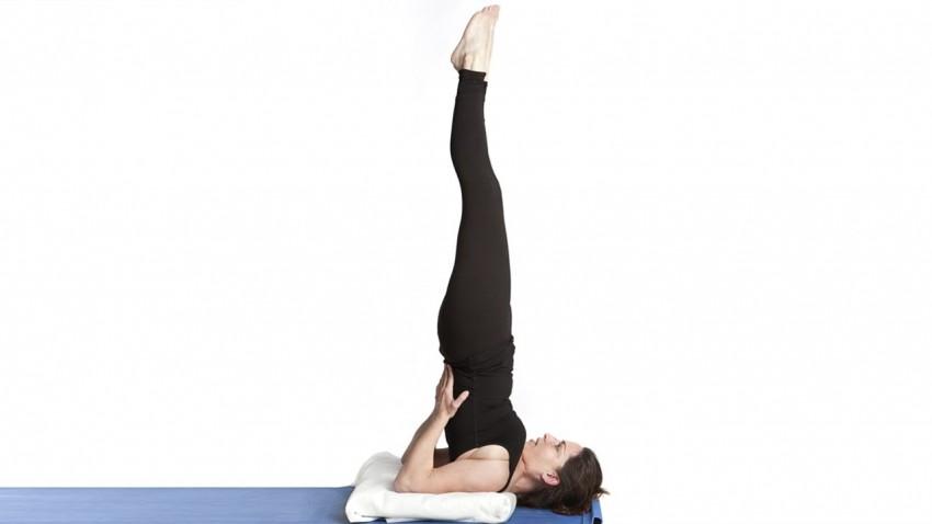 Польза и вред упражнения «березка»