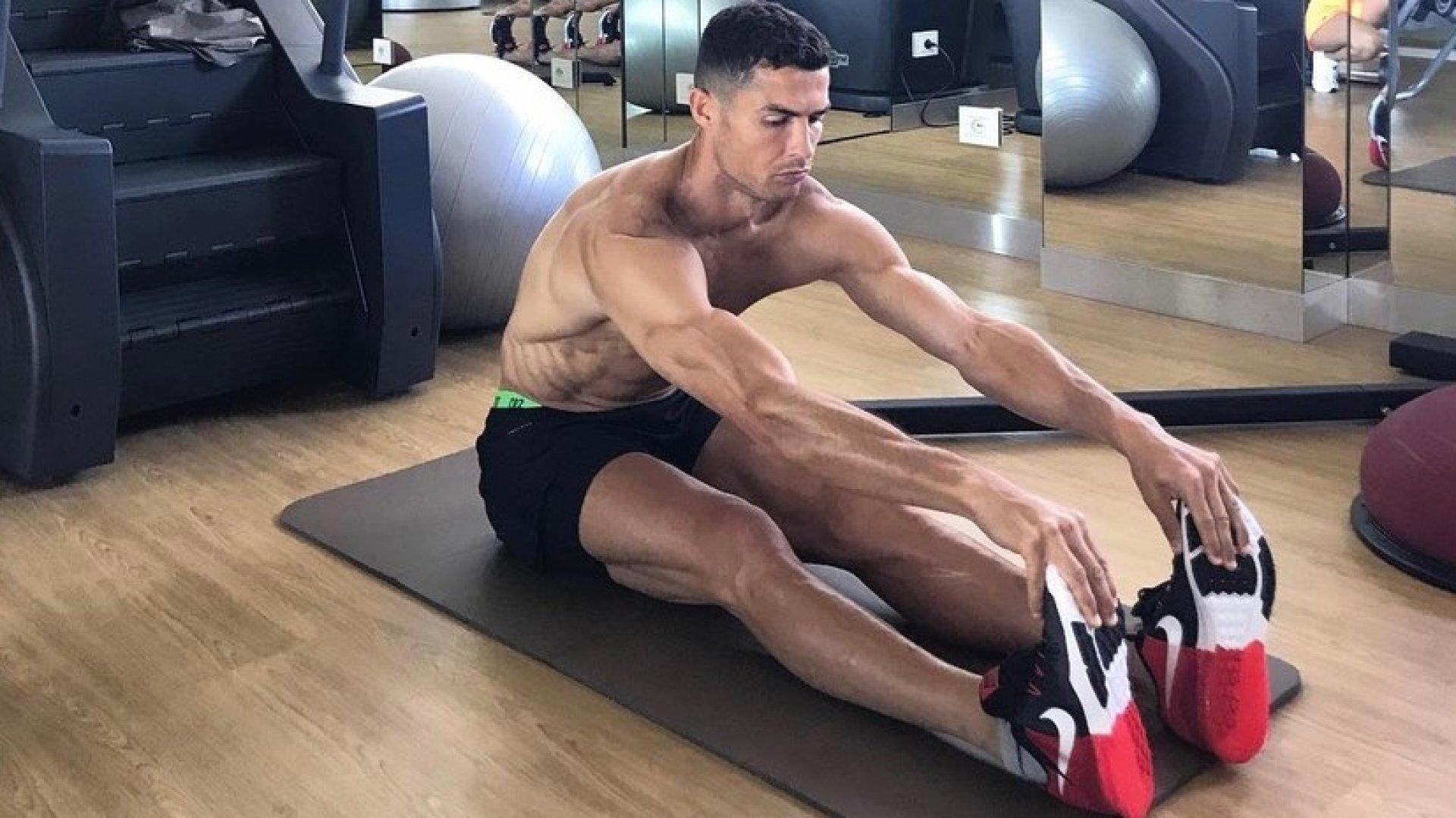 Тренировки атлетизма на примере криштиану роналду — портал фитнес 96
