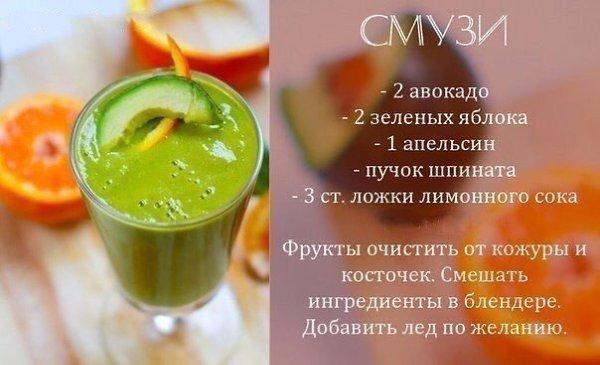 Лучшие рецепты коктейлей для похудения в домашних условиях