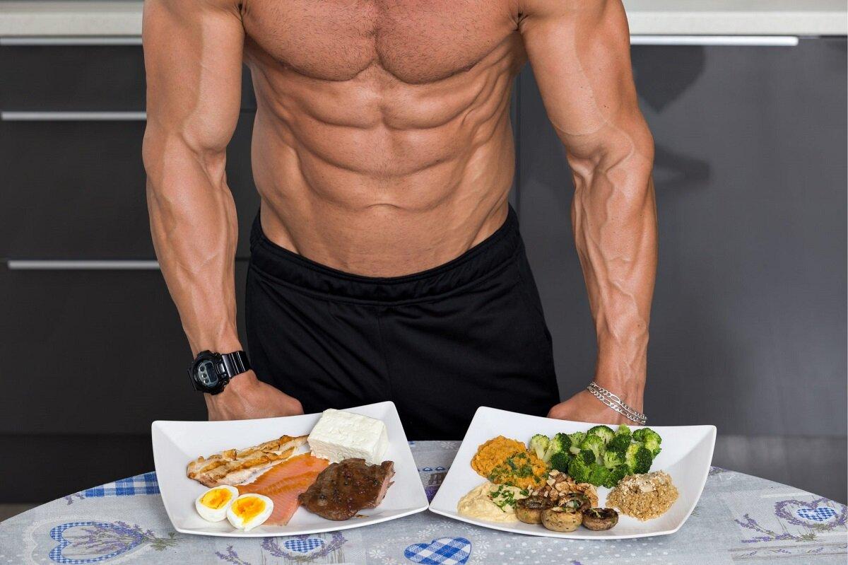 4 совета, как похудеть и нарастить мышцы одновременно