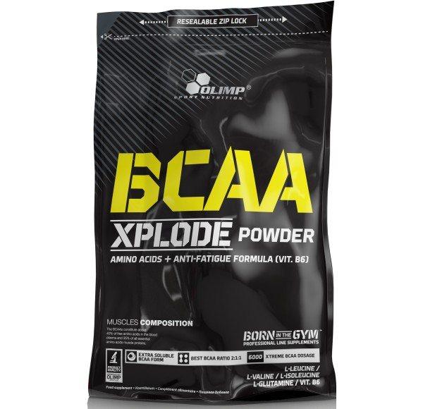 Спортивное питание bcaa xplode powder от olimp: особенности комплекса и его преимущества