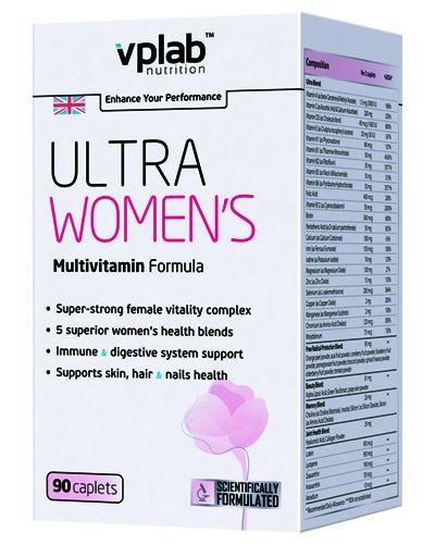 Ultra women's multivitamin formula от vp laboratory