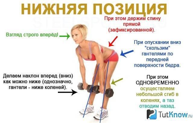 Становая тяга: техника выполнения, какие мышцы работают