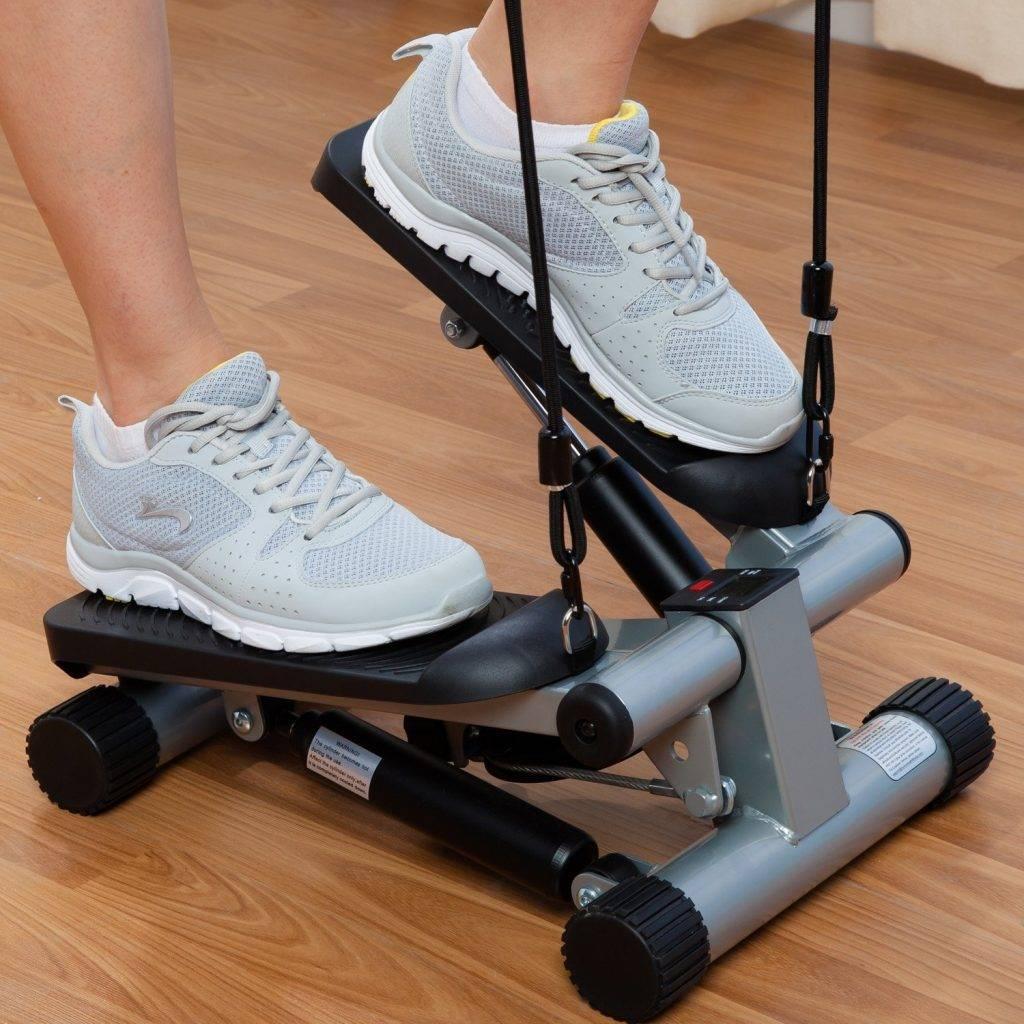 Степ тренажер: для чего нужен, как выбрать, лучшие упражнения, правила тренировок
