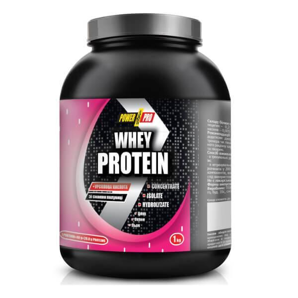 Нюансы состава и грамотная схема приема whey protein от бренда pureprotein