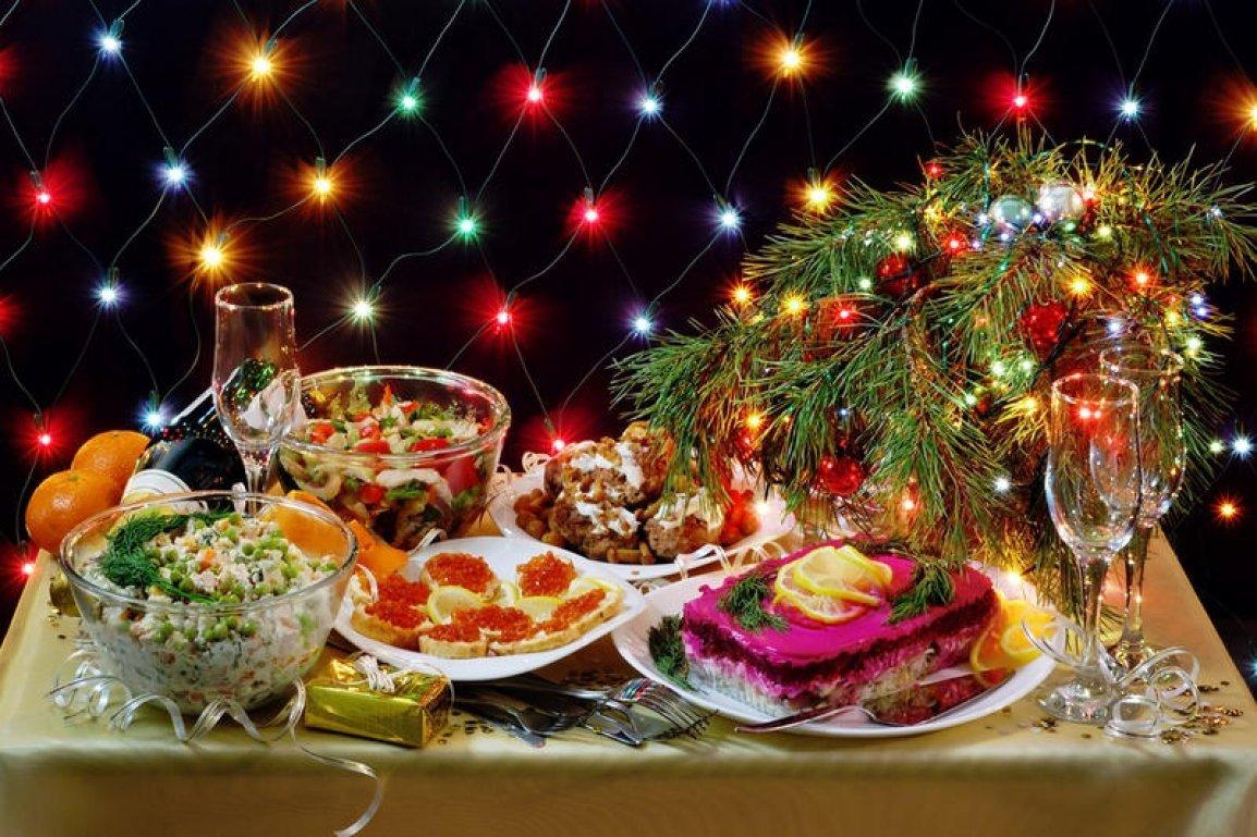 Новогоднее диетическое меню – низкокалорийные, простые, необычные и вкусные блюда