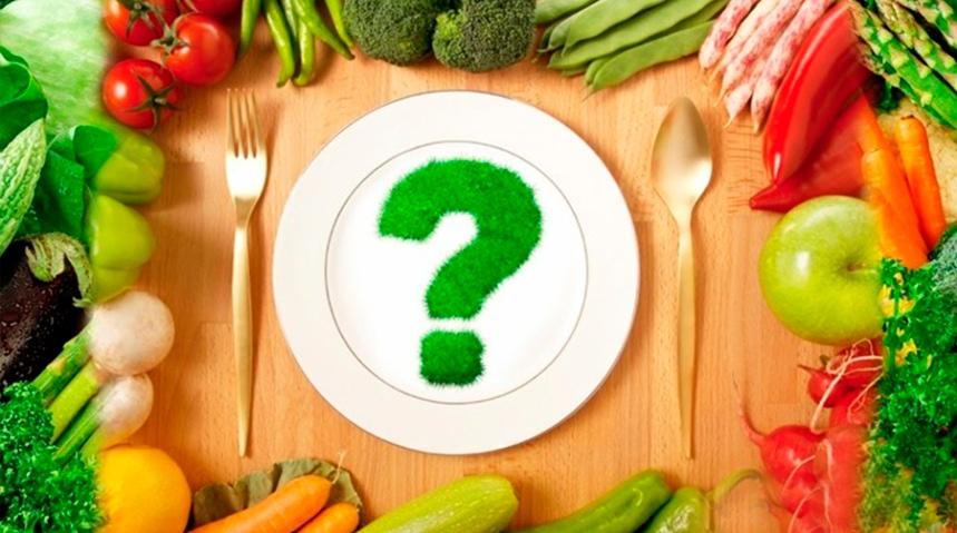 Вегетарианская диета: меню на неделю с рецептами, список продуктов