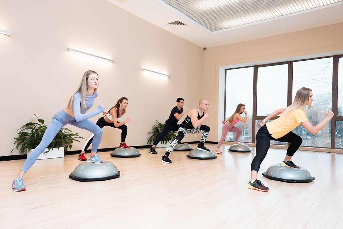 Купить балансировочную полусферу  bosu balance trainer pro 350010 / 72-10850-5pq в интернет-магазине forbalance.ru