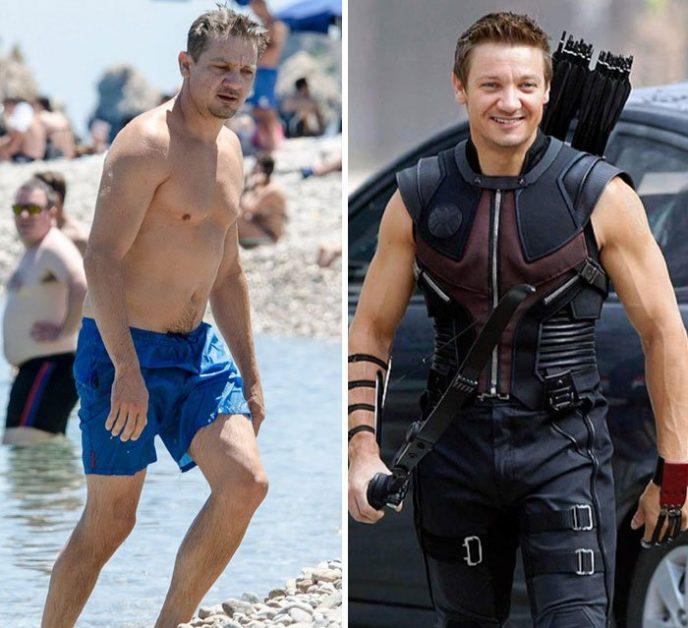 6 актеров, которые пришли в великолепную форму для съемок: фото до и после